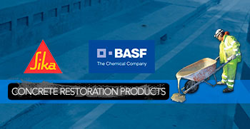 Concrete Restoration Products