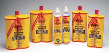 Concrete Repair Sika