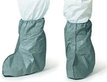 Tyvek Skid Resistant Boot Cover #950NS (L & XL) 950NS