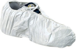 Tyvek Disposable Elastic Top Shoe Cover #901C (L/XL) 901C